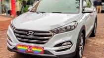 Bán Hyundai Tucson 2015, màu trắng, xe rất đẹp