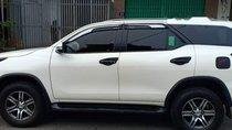 Bán ô tô Toyota Fortuner đời 2017, màu trắng, odo 35.000km