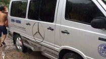 Bán ô tô Mercedes đời 2002, màu bạc, mới đăng kiểm xong