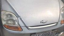 Gia đình bán Chevrolet Spark MT sản xuất năm 2010, màu bạc, nhập khẩu