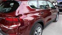Bán xe Hyundai Santa Fe sản xuất năm 2019, màu đỏ