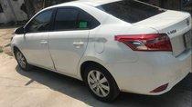 Chính chủ bán ô tô Toyota Vios 2018, màu trắng, giá tốt