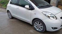 Bán ô tô Toyota Yaris sản xuất năm 2010, màu trắng, nhập khẩu