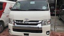 Bán ô tô Toyota Hiace sản xuất năm 2018, màu trắng, nhập khẩu nguyên chiếc, giá chỉ 900 triệu