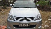 Cần bán Toyota Innova G đời 2010, xe đẹp, máy êm