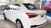 Hyundai Grand i10 2019, xe có sẵn màu đỏ _ trắng, khuyến mãi lên đến 30 triệu - LH: 0919607676