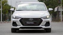 Hyundai Elantra 2019, xe có sẵn màu đỏ _ trắng, khuyến mãi lên đến 100 triệu - LH: 0919607676