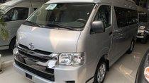 Bán ô tô Toyota Hiace mới 100%, màu bạc, nhập khẩu