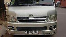 Bán Toyota Hiace 2.7 đời 2007, màu bạc