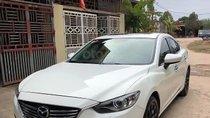 Cần bán lại xe Mazda 6 2.0 AT năm sản xuất 2015, màu trắng