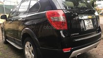 Bán Chevrolet Captiva D 2008, màu đen, chính chủ, 275tr