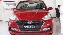 Cần bán Hyundai Grand i10 1.2 MT sản xuất 2019, màu đỏ