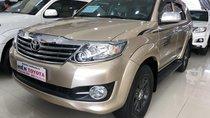 Cần bán xe Toyota Fortuner đời 2016, màu nâu vàng