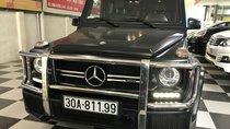 Cần bán xe Mercedes G63 năm sản xuất 2014, màu đen, nhập khẩu nguyên chiếc