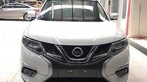 Bán xe Nissan X trail 2.0 SL Luxury 2WD 2019, số tự động, máy xăng, màu trắng, nội thất màu đen