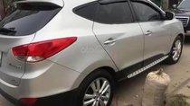 Cần bán Hyundai Tucson năm sản xuất 2011, màu bạc, xe nhập Hàn