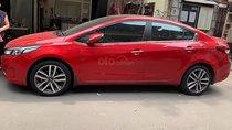 Bán xe Kia Cerato 1.6 AT sản xuất năm 2016, màu đỏ