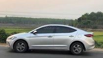 Bán ô tô Hyundai Elantra GLS sản xuất 2016, màu bạc xe gia đình
