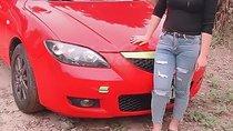 Cần bán Mazda 3 1.6AT đời 2009, màu đỏ, xe nhập, 360 triệu