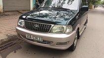 Cần bán lại xe Toyota Zace GL năm sản xuất 2004, màu xanh lam, xe cực đẹp