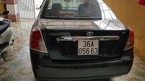Cần bán Daewoo Lacetti Ex đời 2005, màu đen, xe gia đình sử dụng nên rất giữ xe