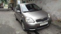 Xe Toyota Yaris đăng ký 2006, số tự động màu xám (ghi), xe nhập, 235tr