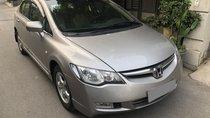 Bán Honda Civic bạc 2008, tự động, xe chính chủ ít đi
