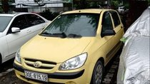 Cần bán xe Hyundai Getz đời 2008, màu vàng, xe nhập