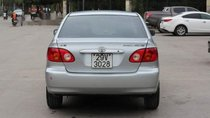 Bán Toyota Corolla altis 1.8MT năm 2004, màu bạc đẹp như mới giá cạnh tranh
