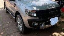 Bán Ford Ranger Wildtrak 3.2 sản xuất năm 2014, màu bạc, nhập khẩu nguyên chiếc, chính chủ, giá cạnh tranh