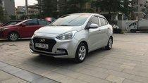 Cần bán lại xe Hyundai Grand i10 2018, màu bạc chính chủ