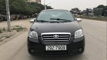 Cần bán lại xe Daewoo Gentra 1.5MT đời 2007, màu đen chính chủ, giá tốt