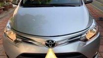 Bán Toyota Vios đời 2016, màu bạc