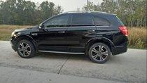 Bán ô tô Chevrolet Captiva năm sản xuất 2017, màu đen, xe nhập còn mới, 720 triệu