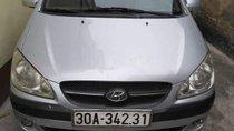Bán Hyundai Getz năm sản xuất 2009, màu bạc, nhập khẩu nguyên chiếc
