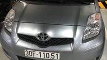 Cần bán gấp Toyota Yaris 2009, màu bạc, nhập khẩu Nhật