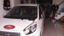Bán ô tô Kia Morning SI MT đời 2016, màu trắng, xe đẹp