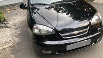Bán xe Chevrolet Vivant 2009 số sàn, màu đen, 7 chỗ cực mới