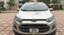 Bán ô tô Ford EcoSport Titanium AT sản xuất năm 2014, màu bạc
