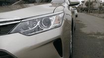 Bán xe Toyota Camry 2.0E năm sản xuất 2015, màu vàng