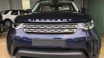 Chính chủ xuất cảnh bán xe LandRover Discovery HSE Luxury - 7 chỗ đăng ký 2018, màu xanh, bảo hành, bảo dưỡng