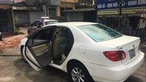 Cần bán Toyota Corolla altis năm 2002, màu trắng, xe gia đình đang sử dụng, biển Hà Nội 29N