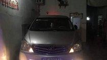 Cần bán xe Toyota Innova G đời 2009, màu bạc