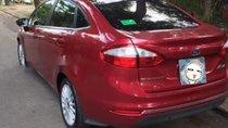 Bán ô tô Ford Fiesta Titanium năm 2017, màu đỏ, nhập khẩu nguyên chiếc
