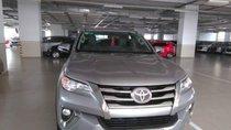 Bán xe Toyota Fortuner 2.4G MT màu bạc 2017, xe nhập khẩu nguyên chiếc, chính chủ tư nhân biển TP. HCM