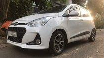 Cần bán Hyundai Grand i10 1.2AT 2017, màu trắng