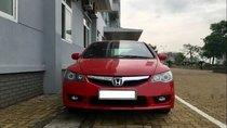 Bán gấp Honda Civic 1.8 AT năm sản xuất 2008, màu đỏ như mới
