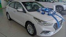 Bán Hyundai Accent 2018 mới 100%, số tự động, động cơ 1.4L, màu trắng, lắp ráp trong nước