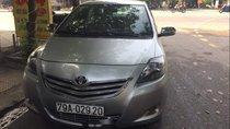 Bán Toyota Vios đời 2012, màu bạc, mua mới 1 chủ từ đầu