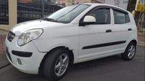 Cần bán lại xe Kia Morning đời 2008, màu trắng, xe đang chạy rất ổn định